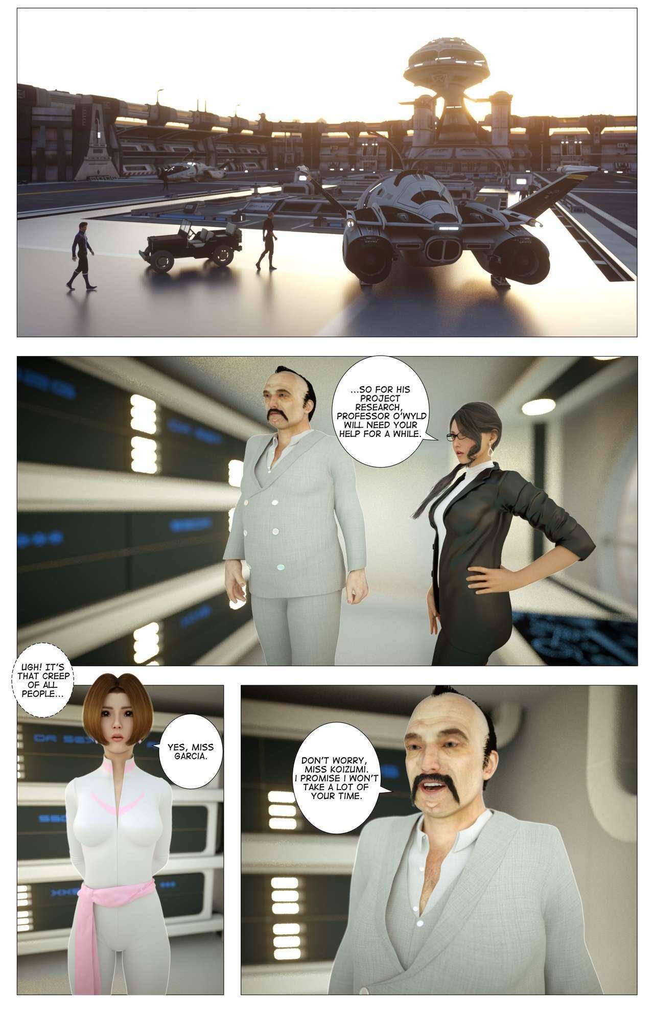 [G9MPcomics] Zerion - part 4