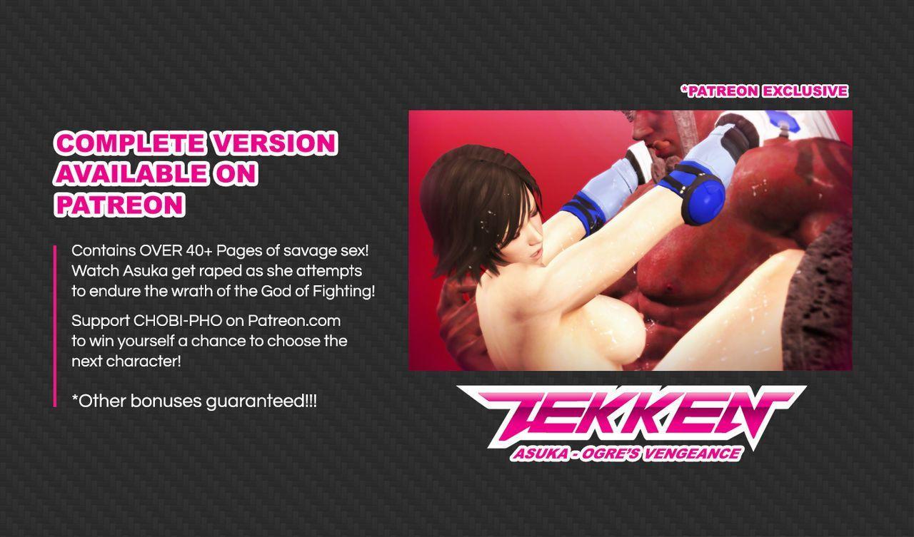 TEKKEN / ASUKA - OGRE\'S REVENGE 2 [CHOBIxPHO] - part 2