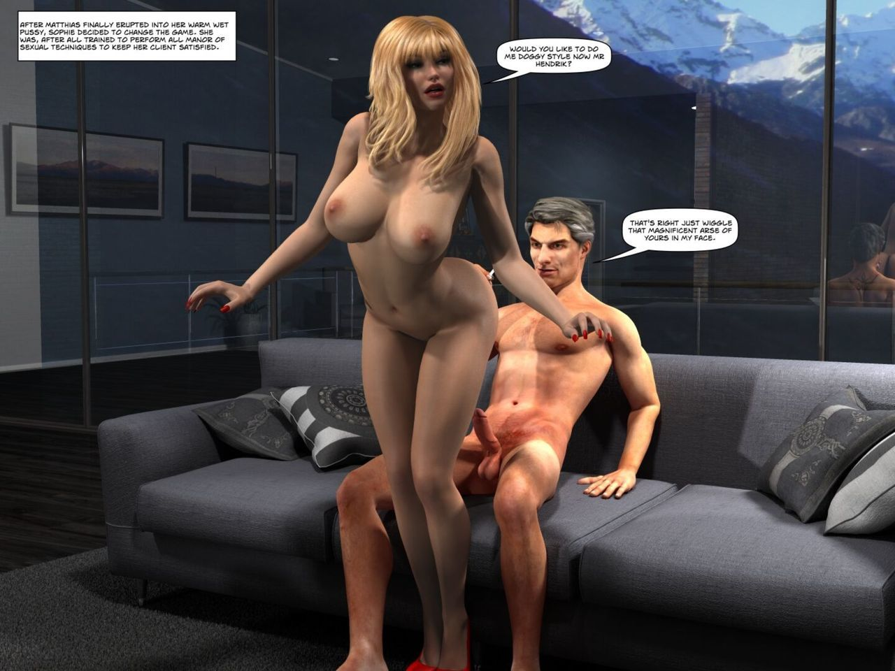 [Telsis] The Sex Toy