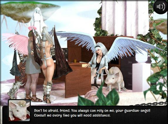 [SexAndGlory] Cherubim - Game backgrounds