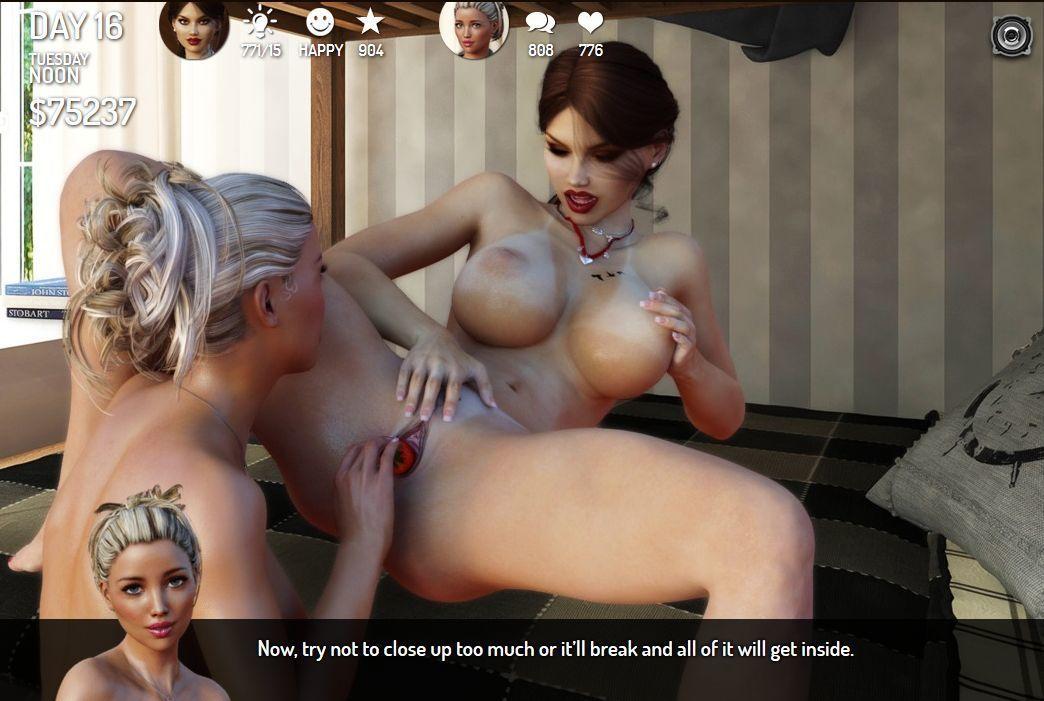 [SexAndGlory] Rommates - Part 1 - part 5
