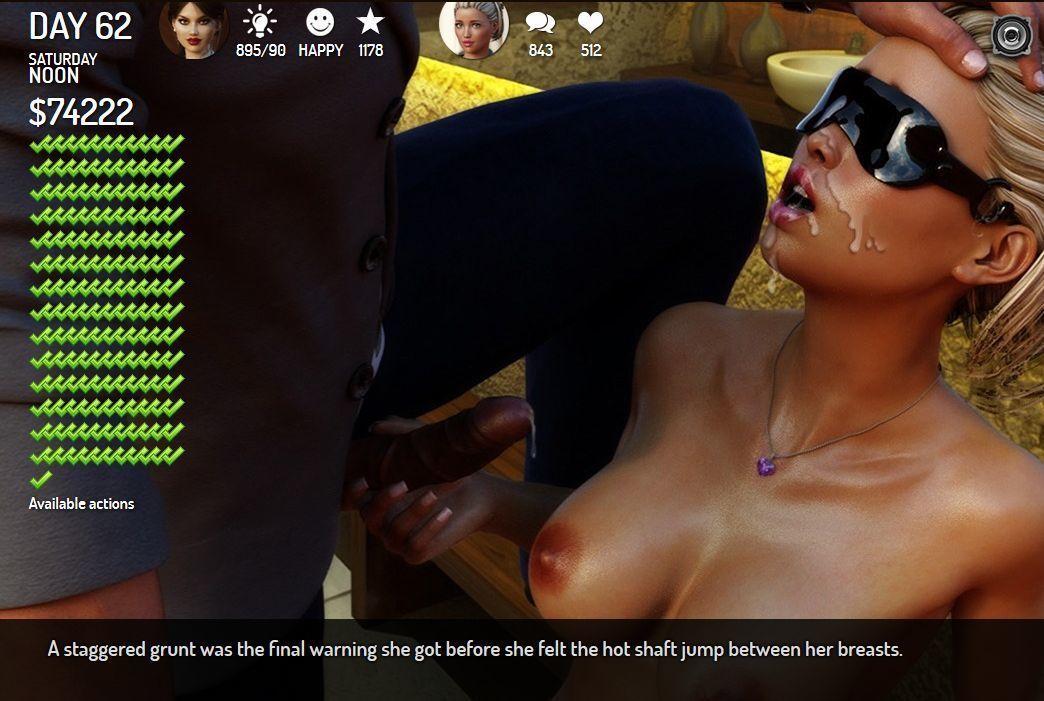 [SexAndGlory] Rommates - Part 1 - part 11