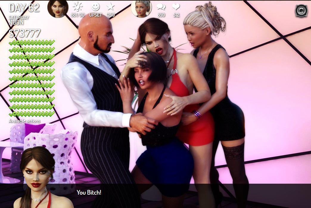 [SexAndGlory] Rommates - Part 1 - part 13