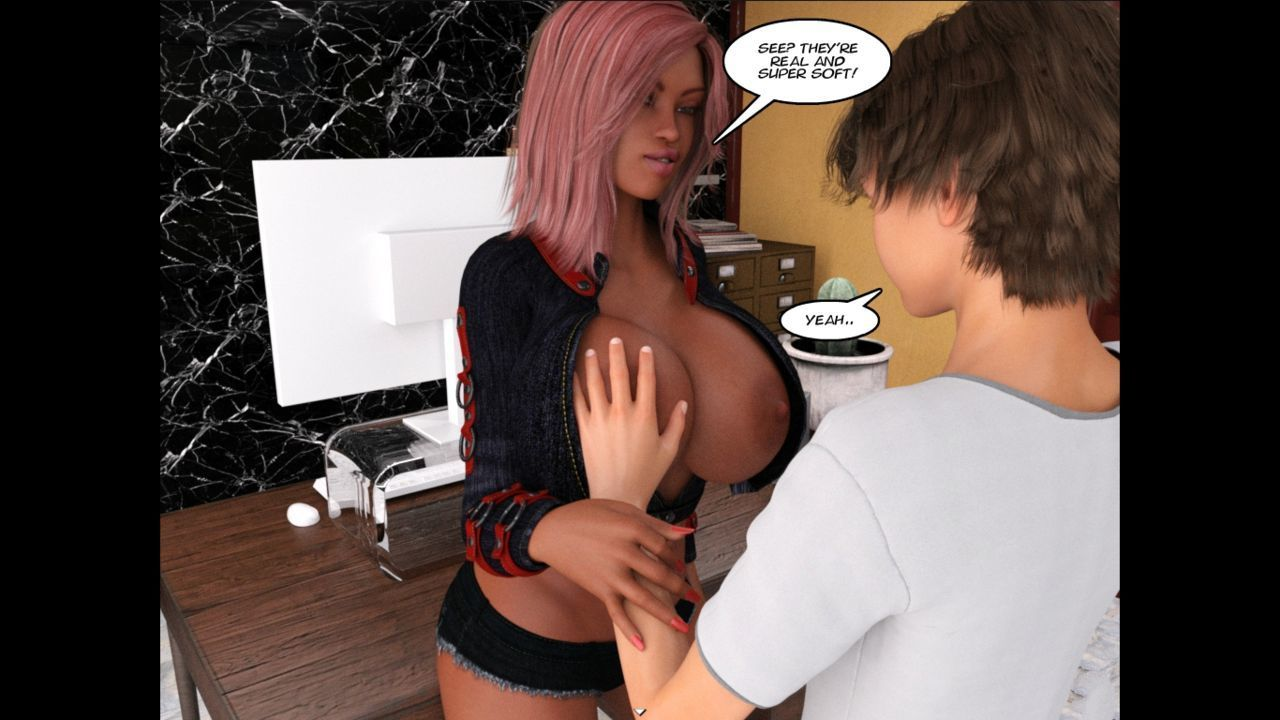 [ICSTOR] Incest story - Blondie - Tom Mom - Kate - Sales Woman - Weird Chick - part 4