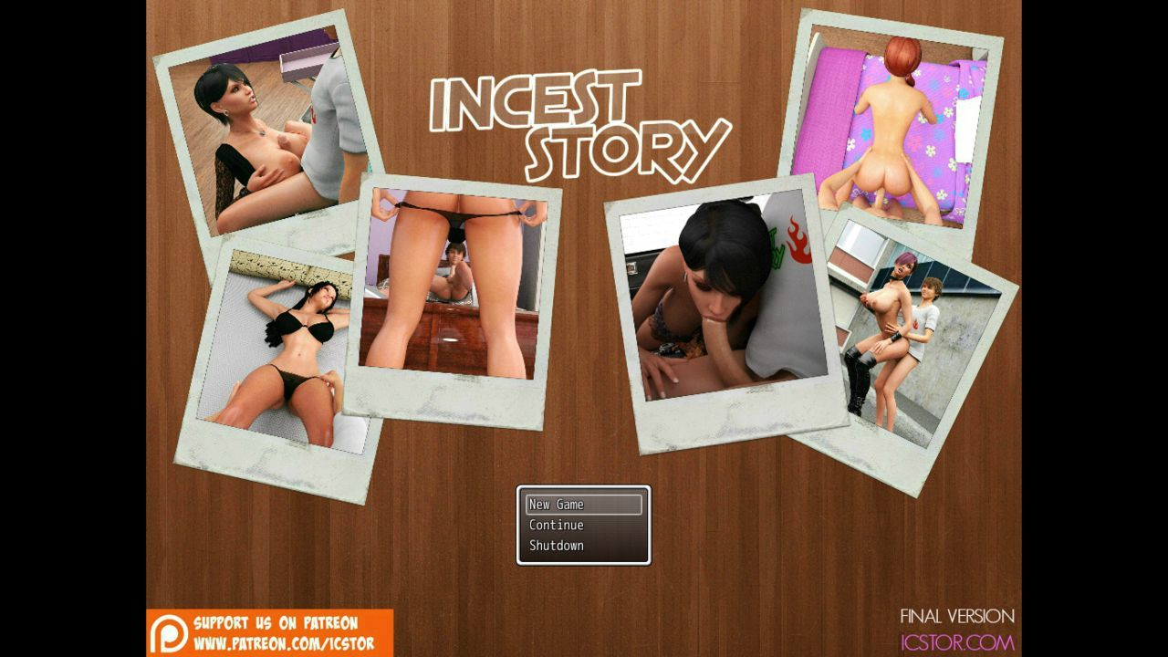 [ICSTOR] Incest story - Police woman