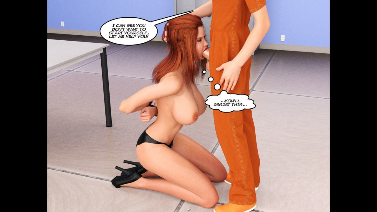 [ICSTOR] Incest story - Police woman - part 2