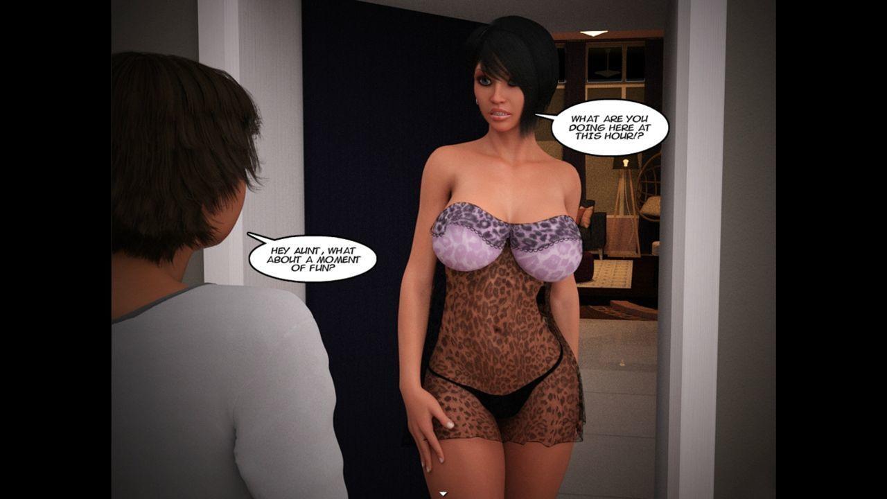 [ICSTOR] Incest story - Aunt - part 3