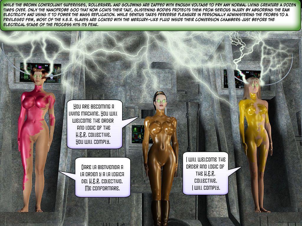 [Finister Foul] Superheroine Squad 1 - 23 - part 11
