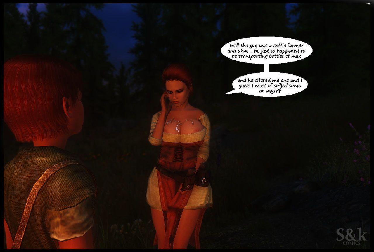 A Mother\'s Oath - Beggars can be choosers - SKcomics - part 4