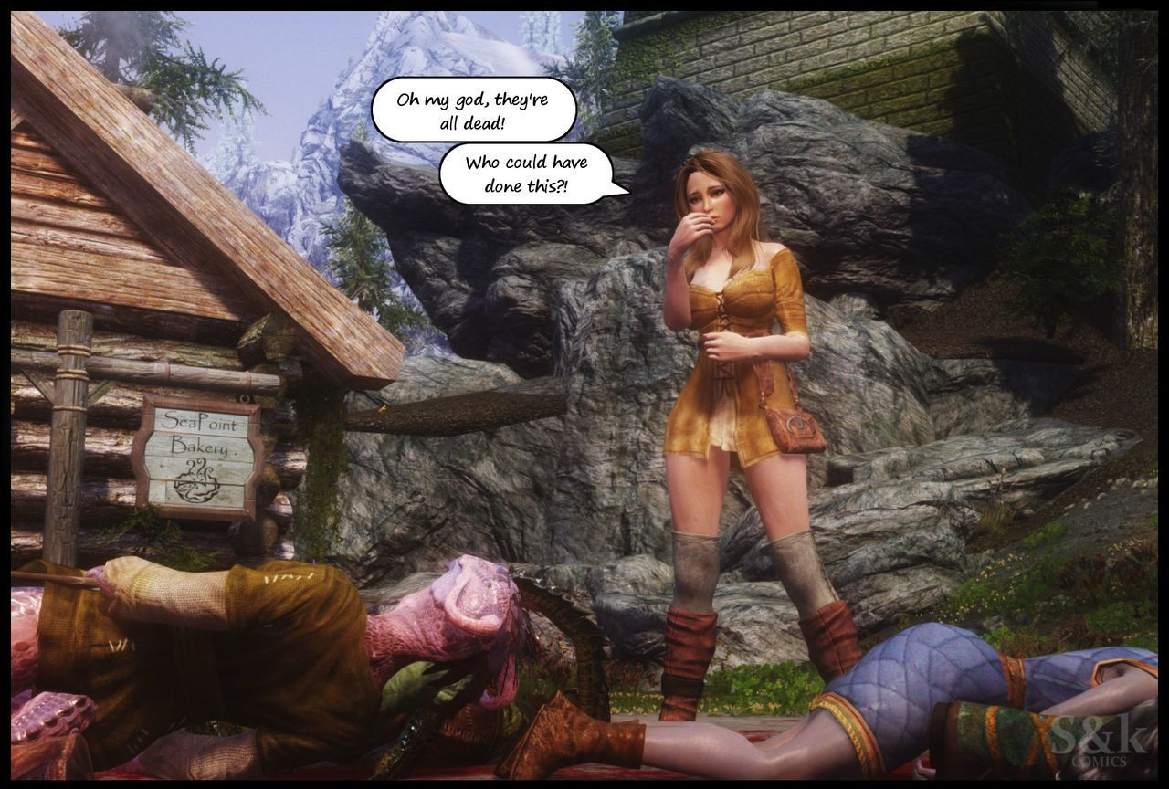 Khajitwoman Chapter 1 - SKcomics - part 2