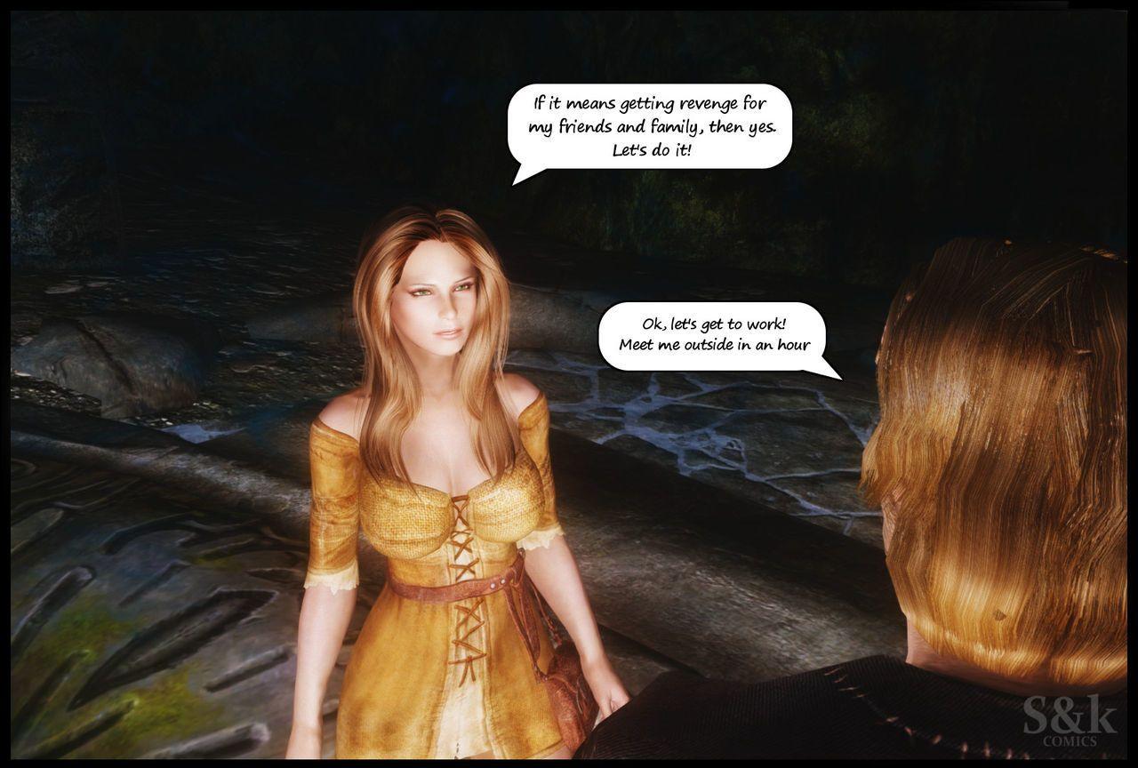 Khajitwoman Chapter 1 - SKcomics - part 4