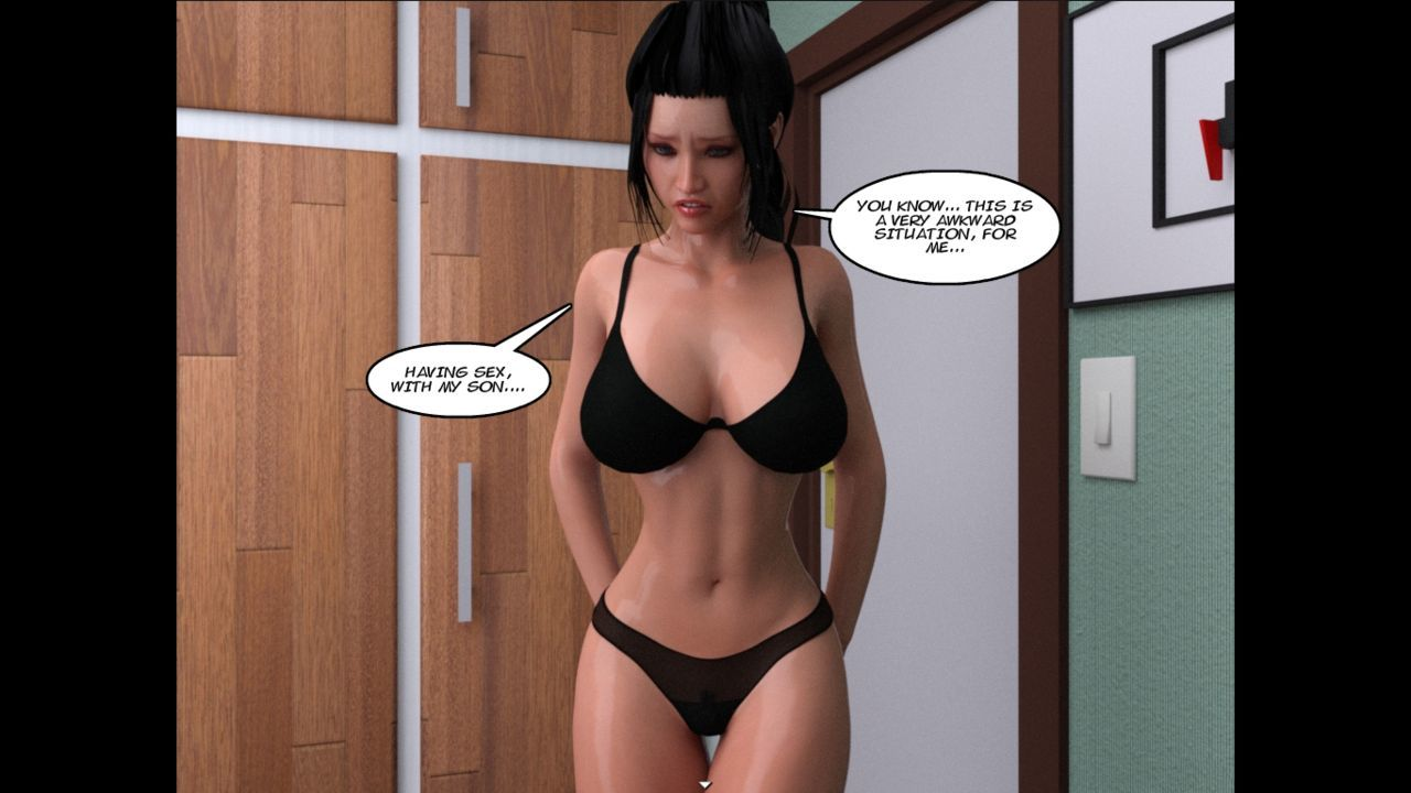 ICSTOR] Incest story - Sister and Mom - part 3