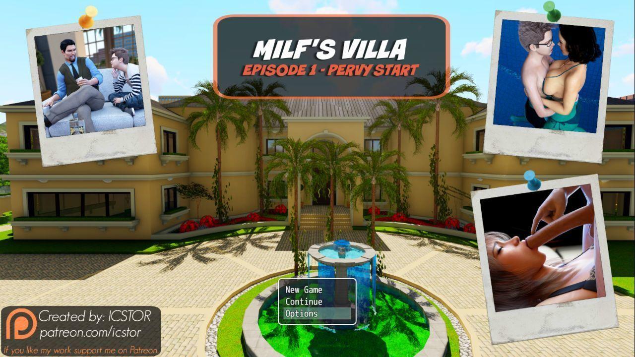 [ICSTOR] Milf\'s Villa - Ellis - Episode 1 - 3D Artist