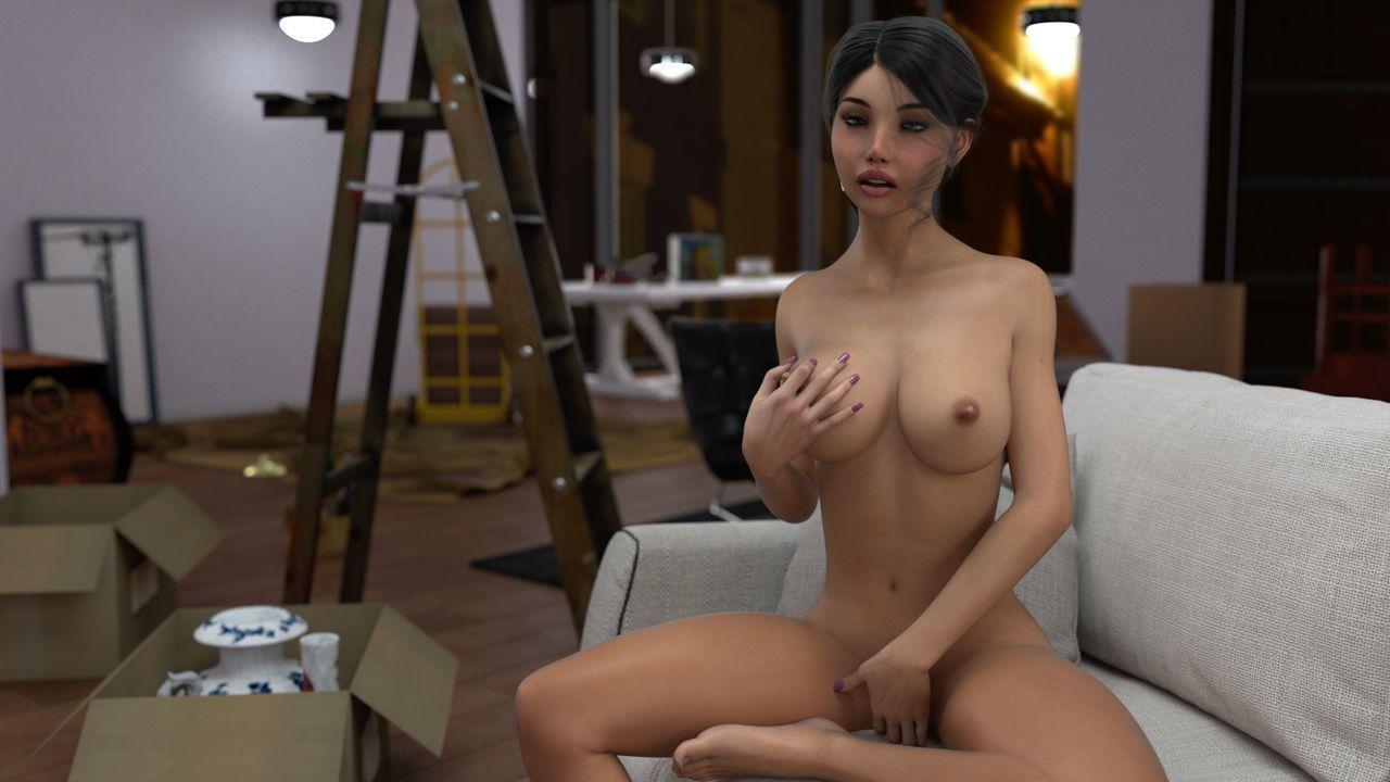 [3DZen] Your Wish Is Her Desire 2 - Ashley\'s Turn - part 3