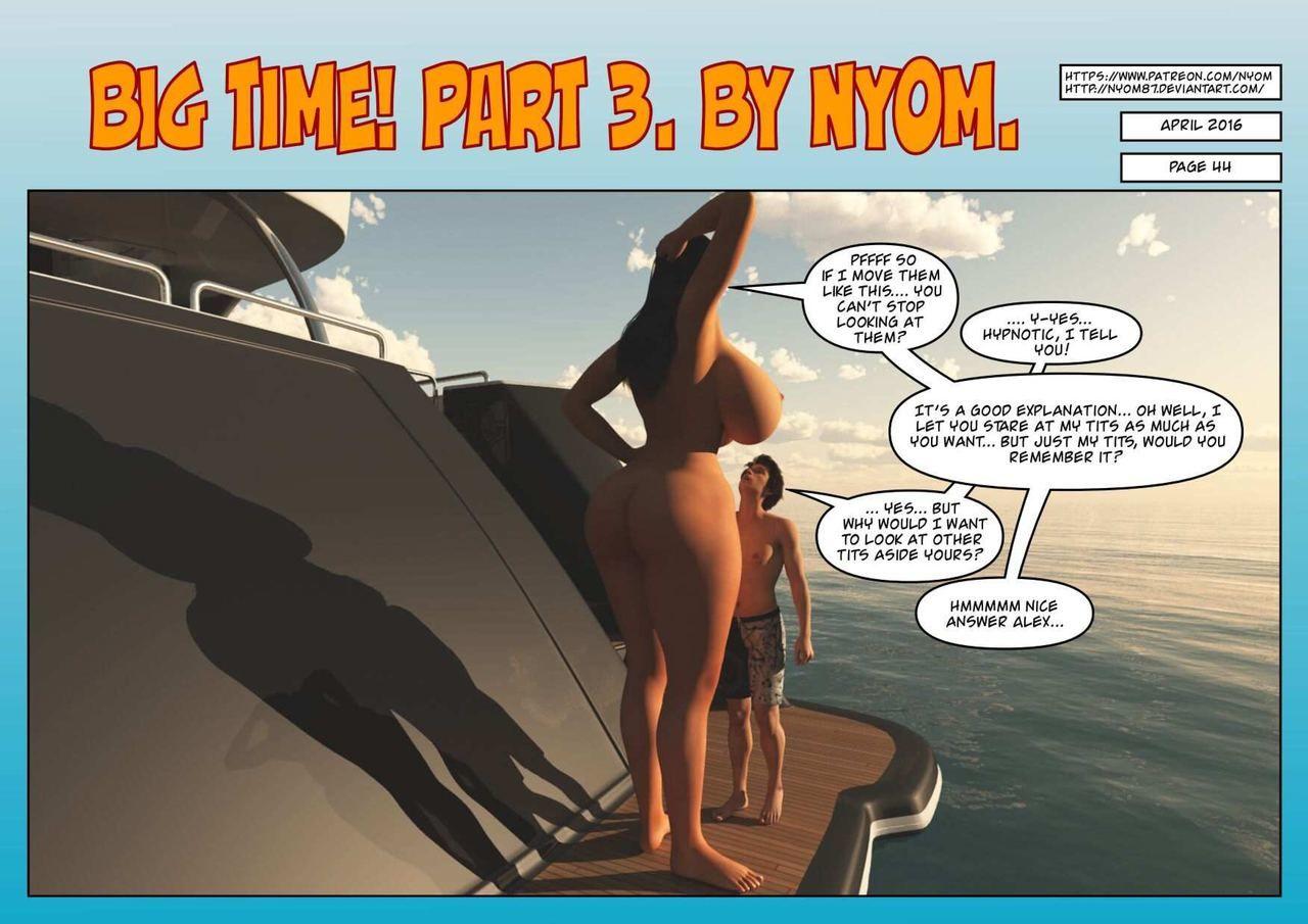Nyom - Big Time ch.3 - part 3