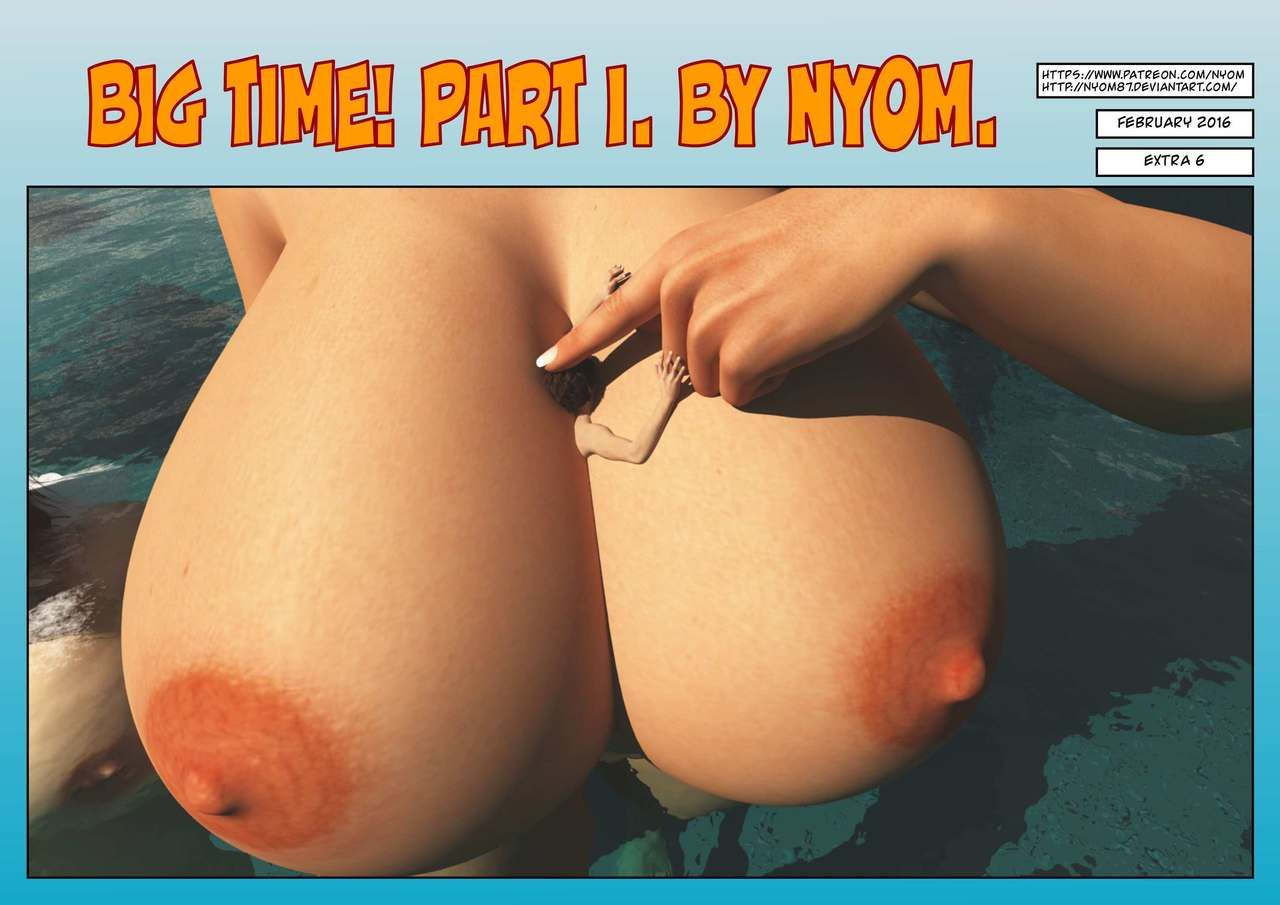 Nyom - Big Time ch.1 - part 3