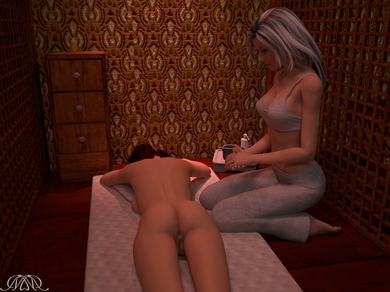 [Morfium] Afterwork Massage - part 5