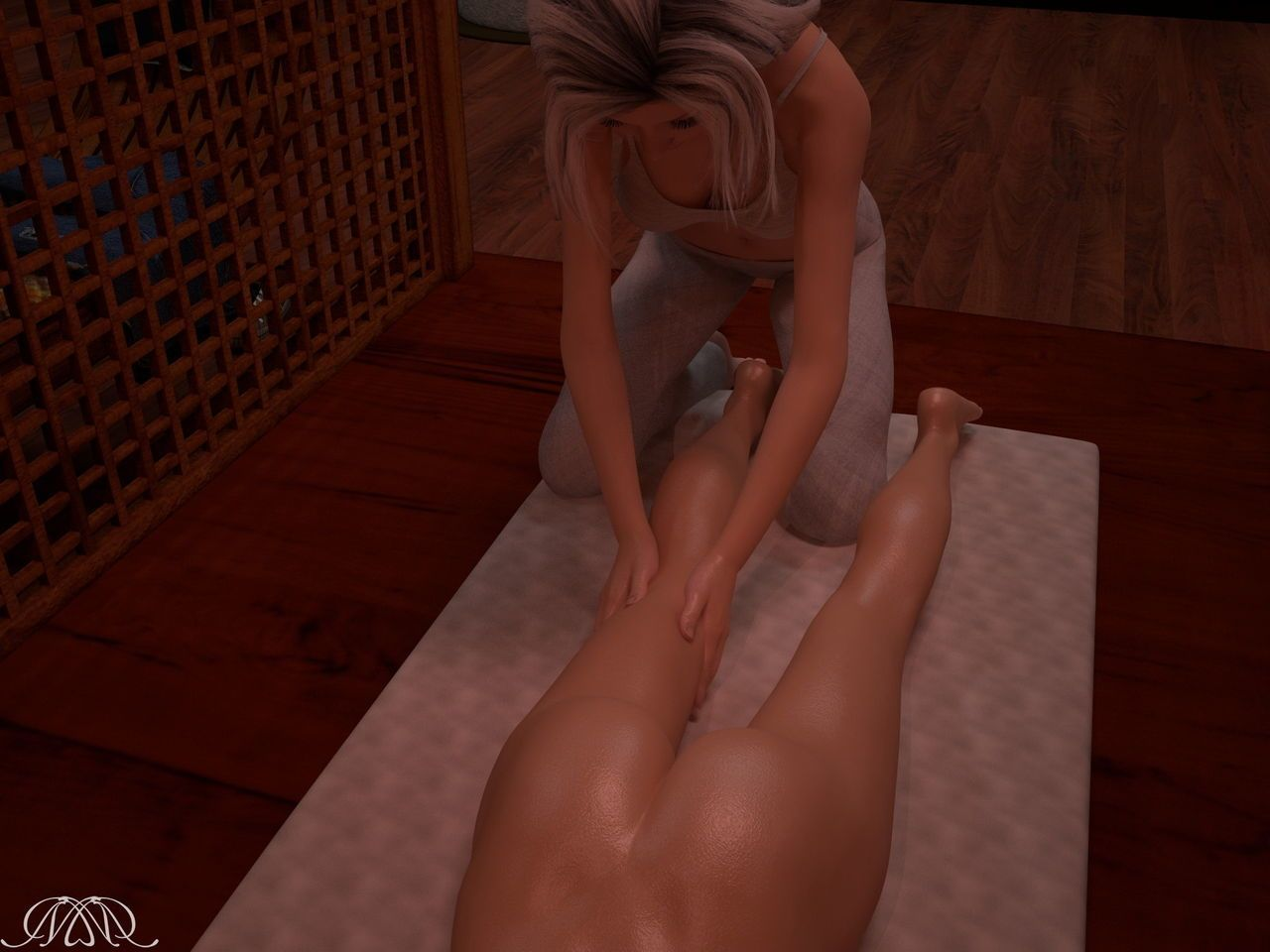 [Morfium] Afterwork Massage - part 6