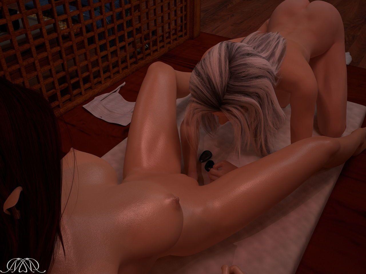 [Morfium] Afterwork Massage - part 7