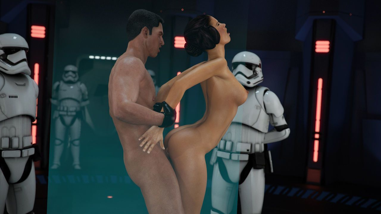 Starwars erotica naked gallery