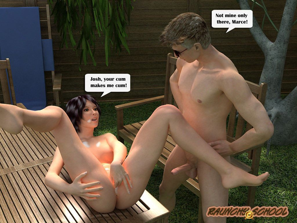 [Raunchy School] Barbecue Picnic - part 2