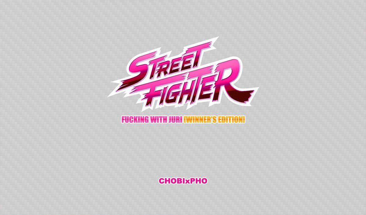 STREET FIGHTER / FUCKING WITH JURI (WINNER\'S EDITION) [CHOBIxPHO]