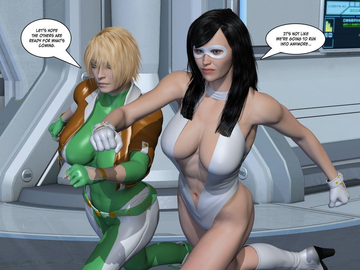 [MCtek] Grime City Stories: Reformat 18 - 25 - part 4