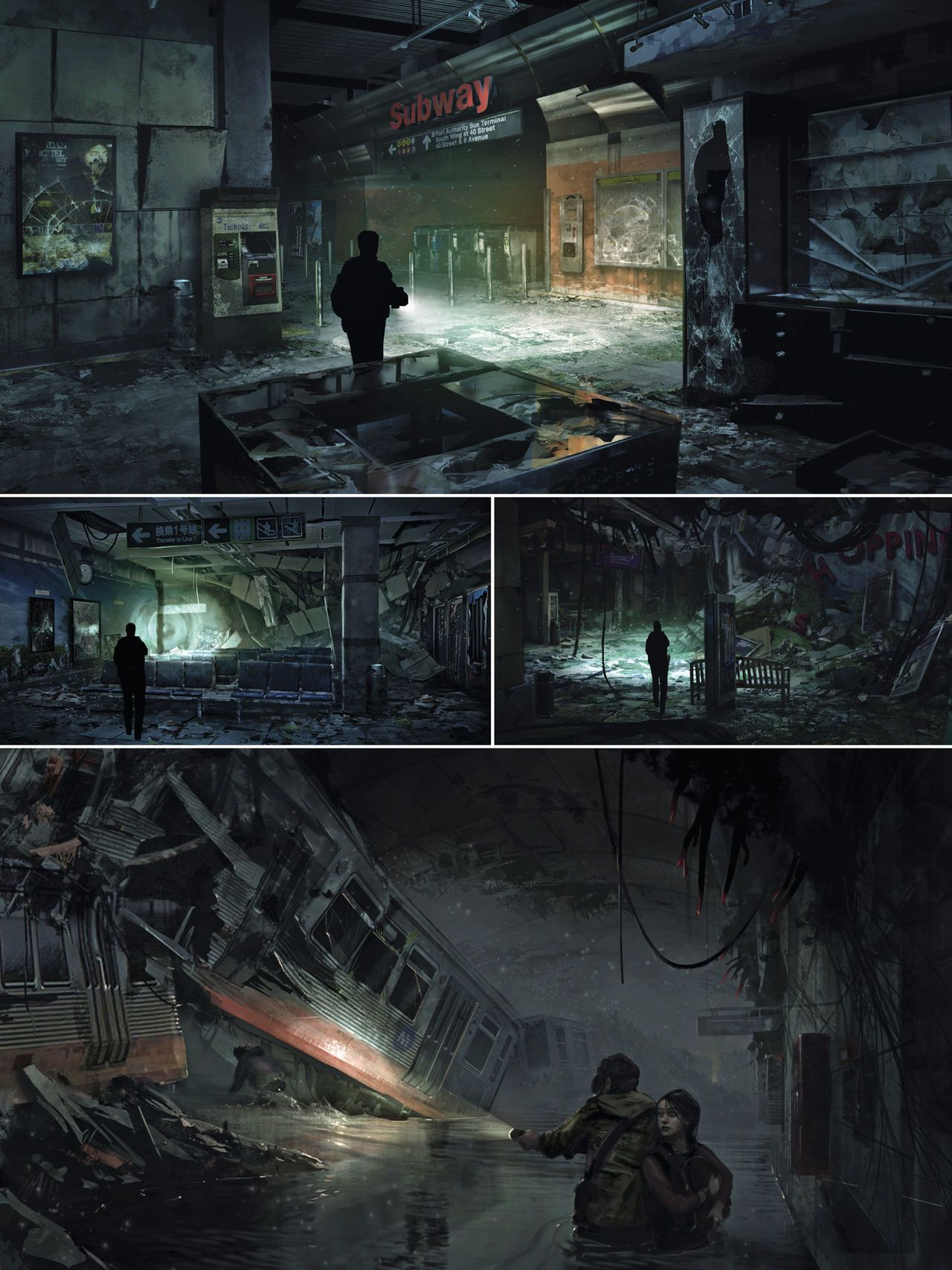 The Art of The Last of Us (2013) (Digital) - part 3