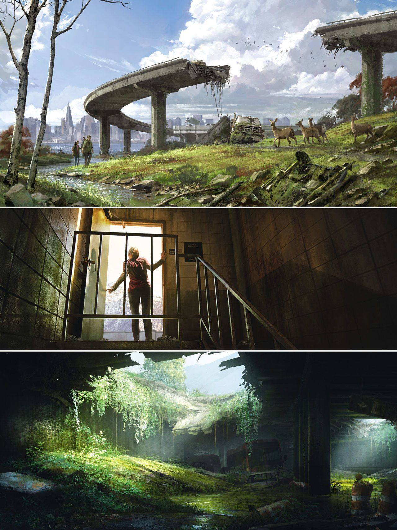 The Art of The Last of Us (2013) (Digital) - part 6