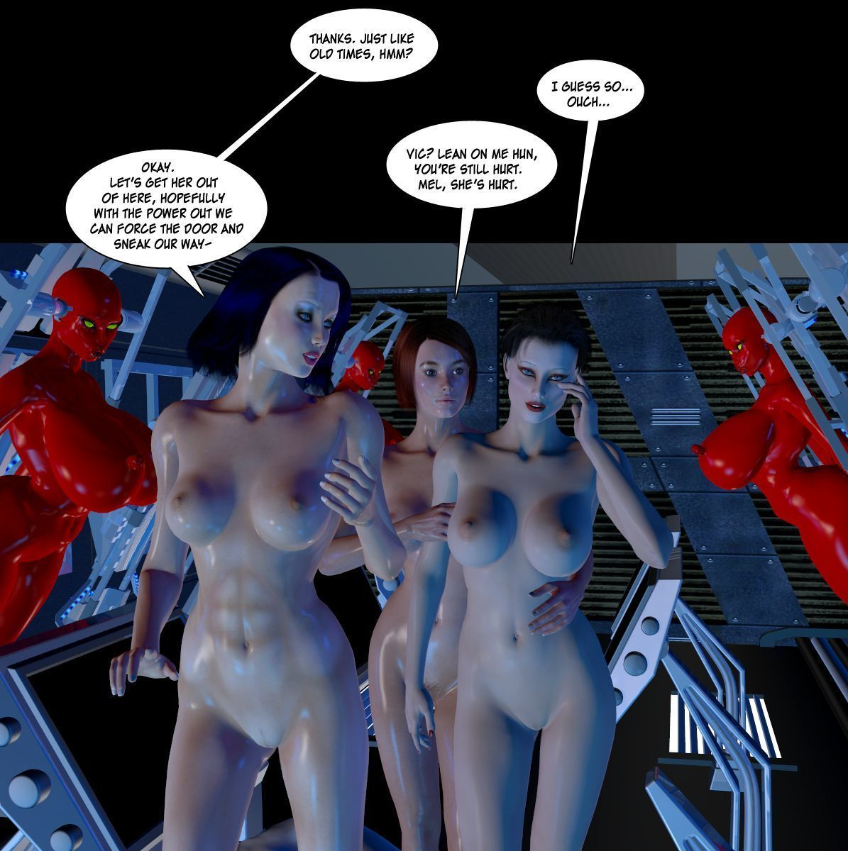 [dollmistress] Interactive Processing (With Captions) - part 3