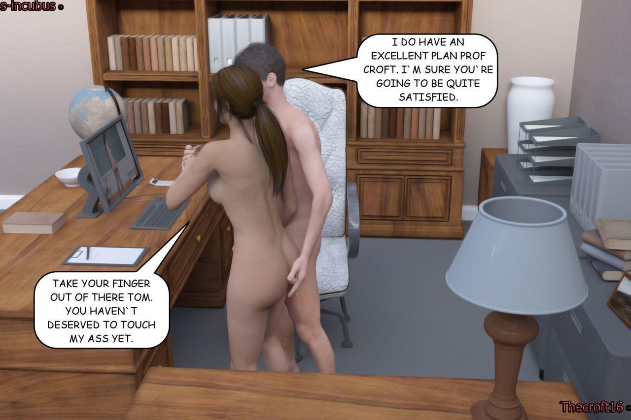 [Thecroft16] Lara and Tom Part 1 - part 2