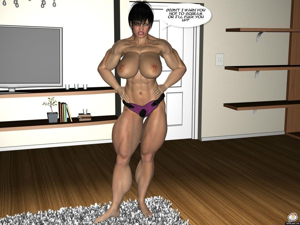 [kakaka] Muscular MOM - part 3