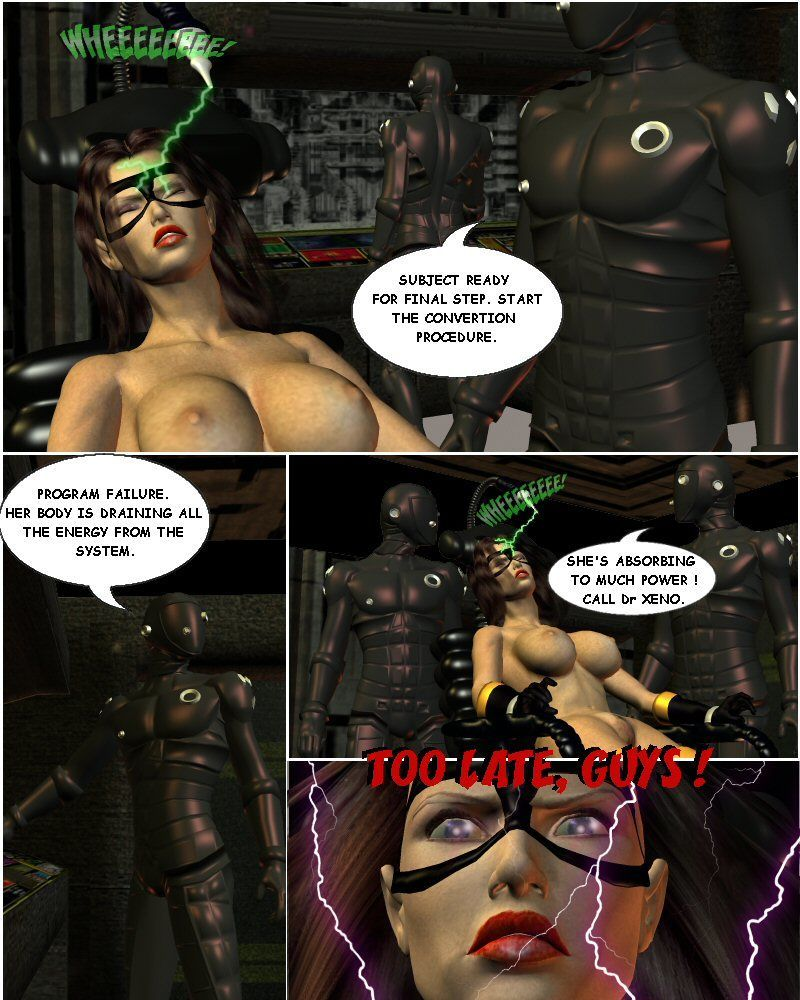 Thunder Witch - part 2