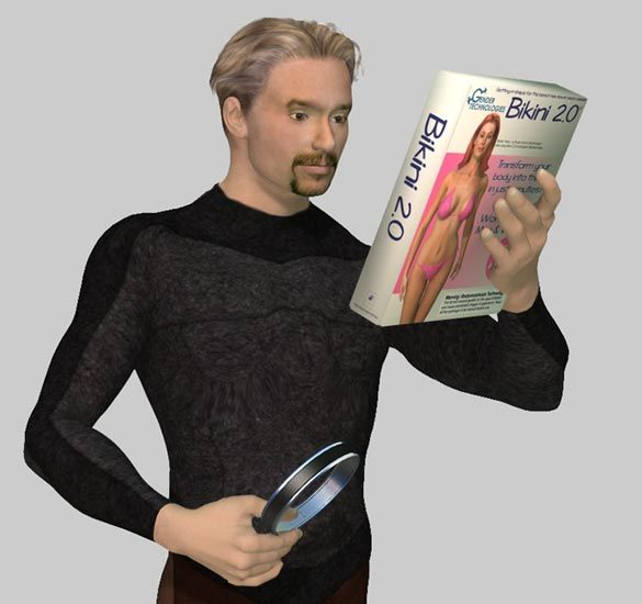 [Gendertech] Bikini 2.0