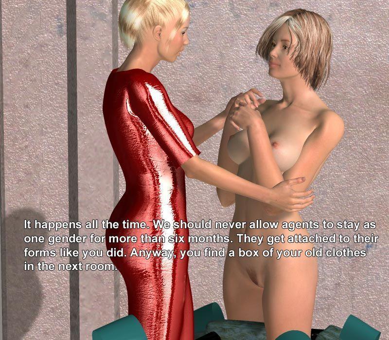 [Gendertech] Agent 009 - part 2
