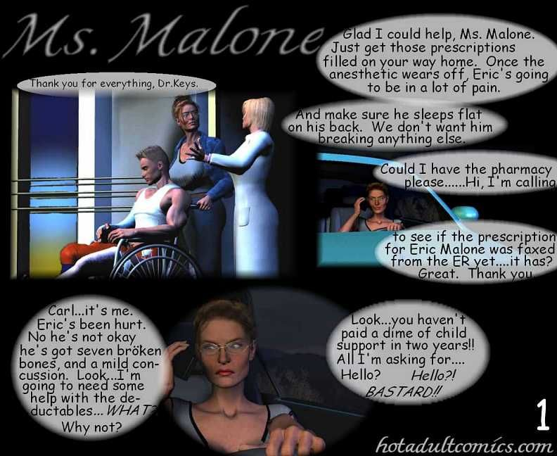 Original Mrs. Malone