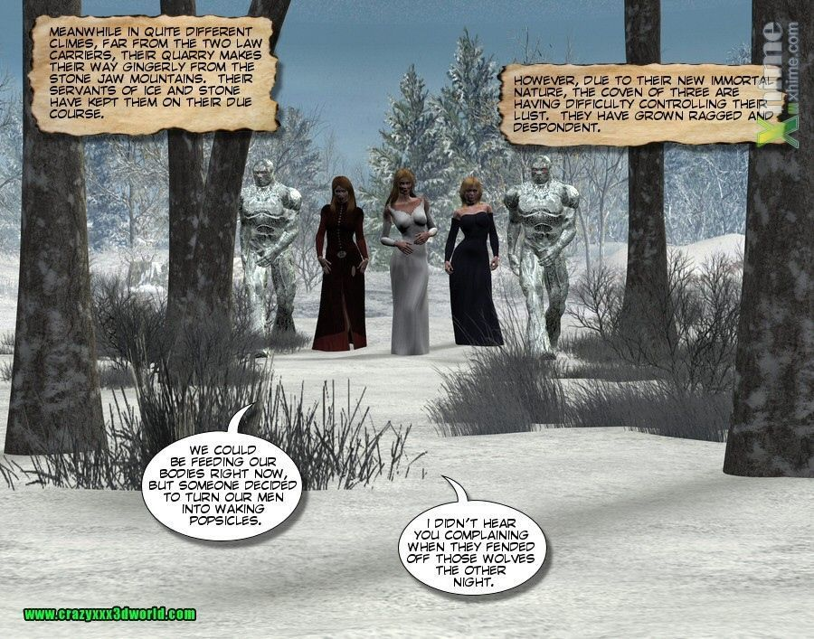 West Sorcerer and Wizards 3