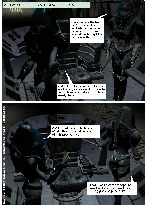 [Taboo Comics (Gonzo)] Darkside Ch. 1-7 - part 2