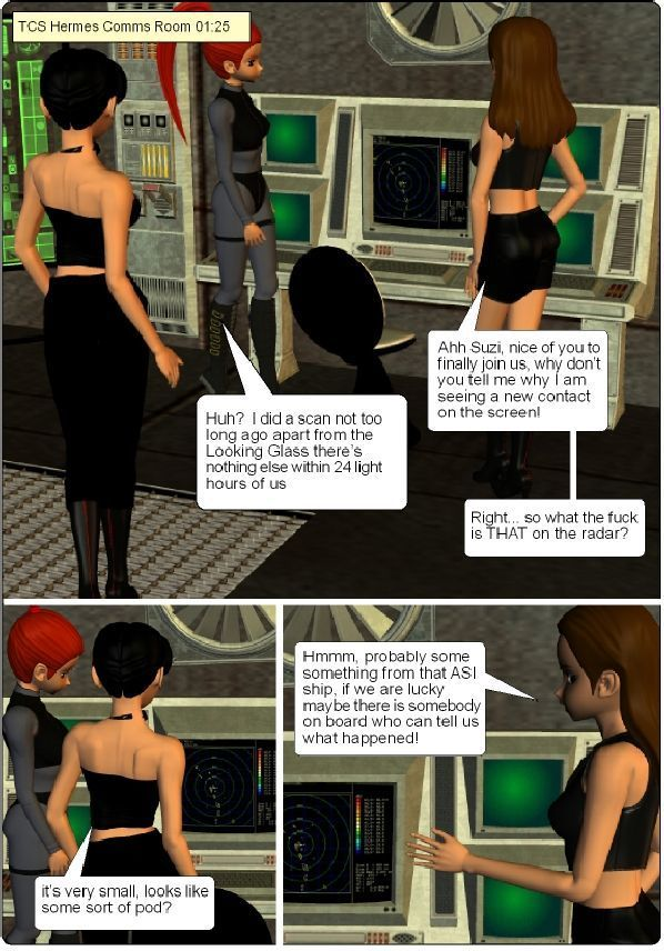 [Taboo Comics (Gonzo)] Darkside Ch. 1-7 - part 6