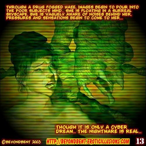 Monster-Tentacle-Beast Images 04 - part 2