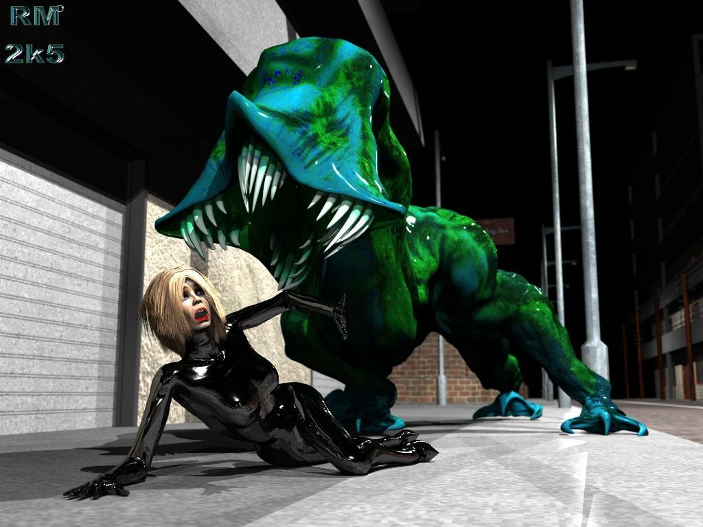 Monster-Tentacle-Beast Images 03