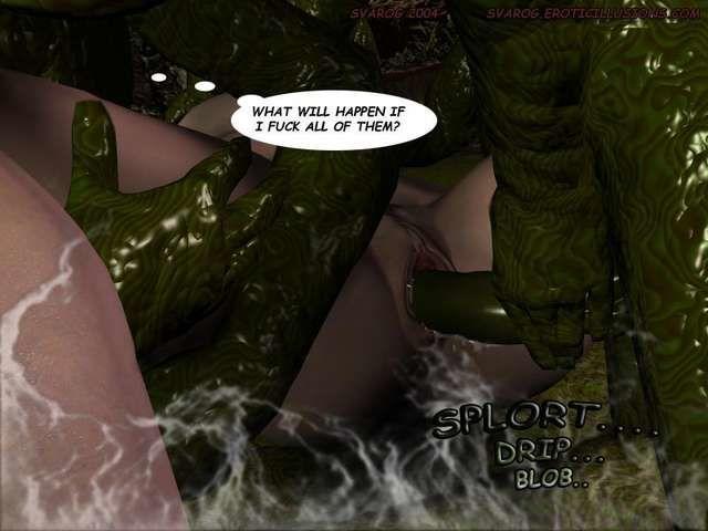 Swamp - part 6