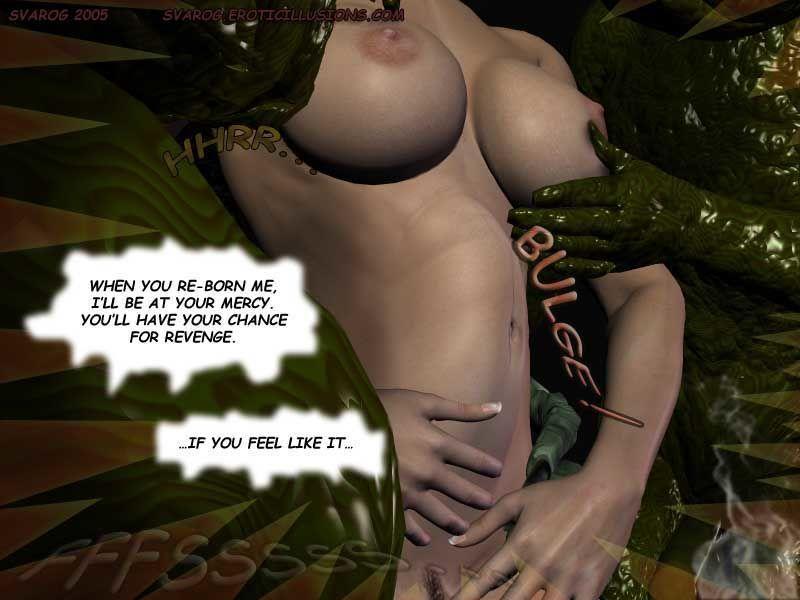 Swamp - part 9