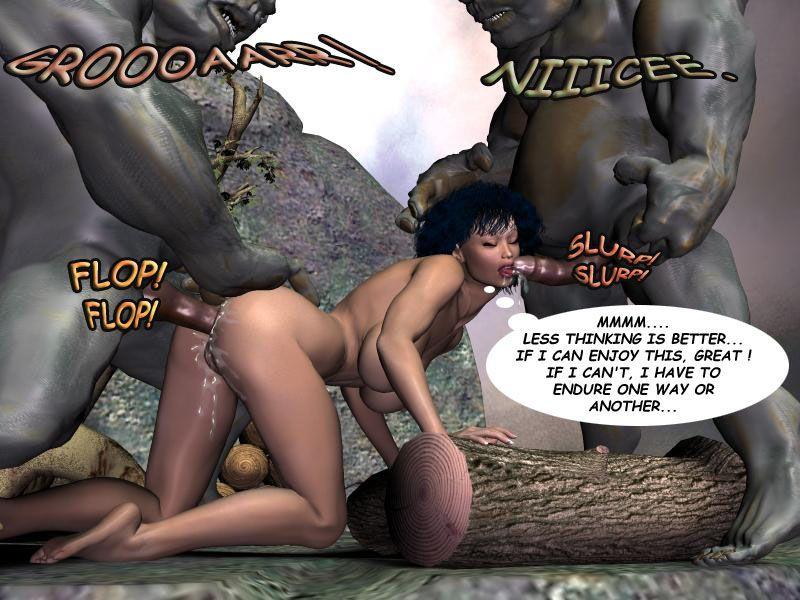 Minotaur - part 3