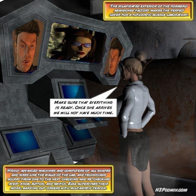 Blunder Woman [English] - part 7