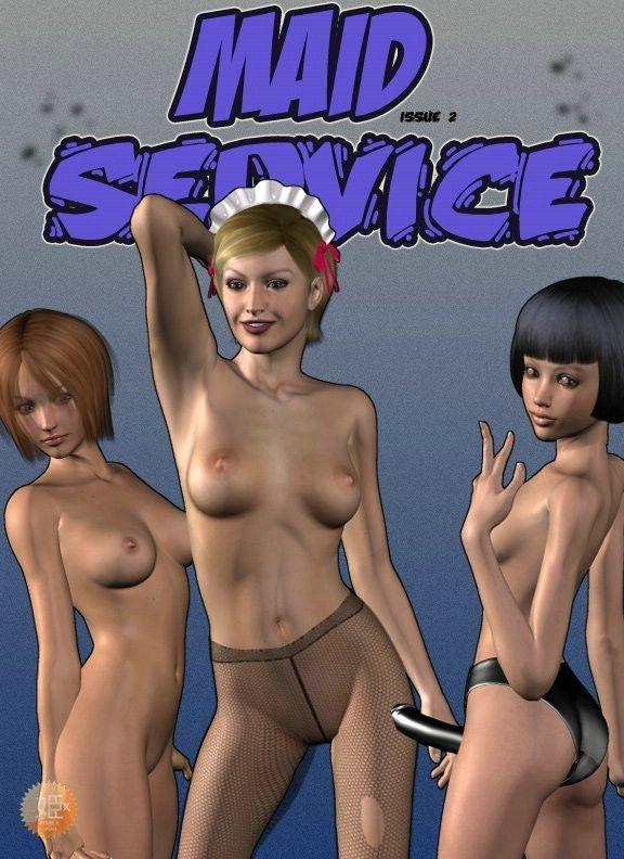 Maid Service [English] - part 2