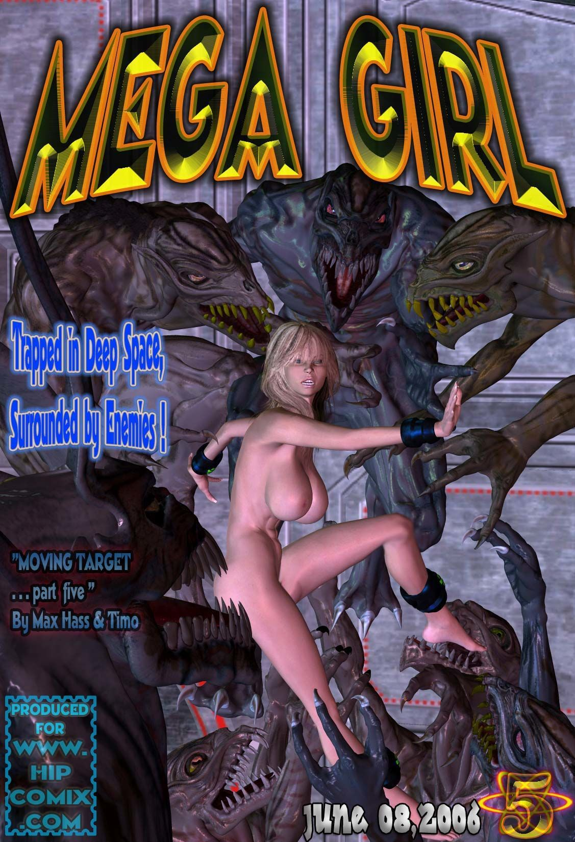 Mega Girl 5/10 [English]