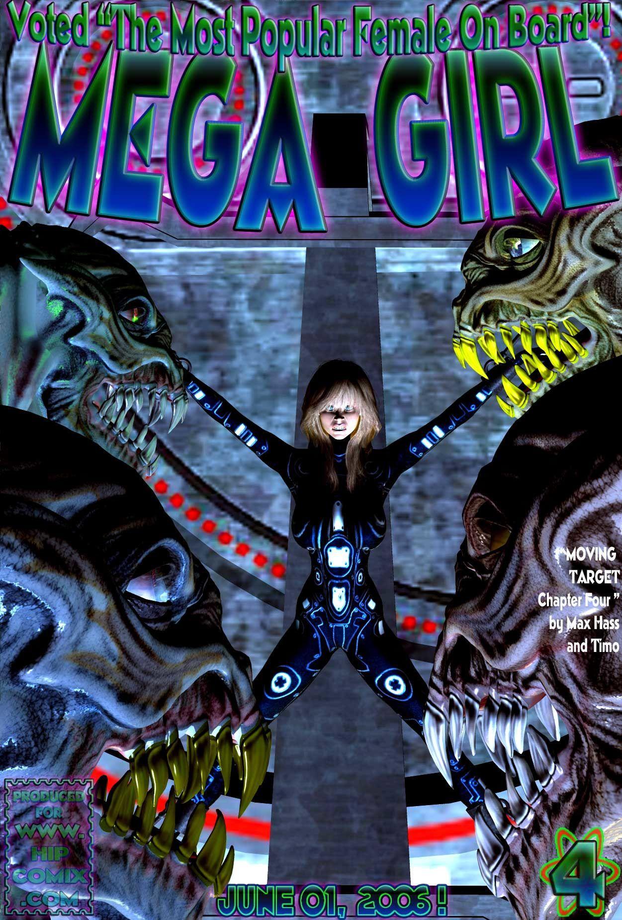 Mega Girl 4/10 [English]