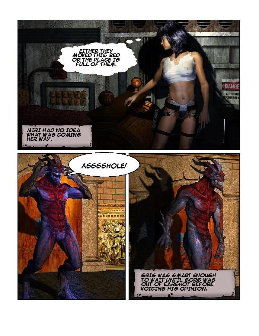 Xeras Revenge - part 2