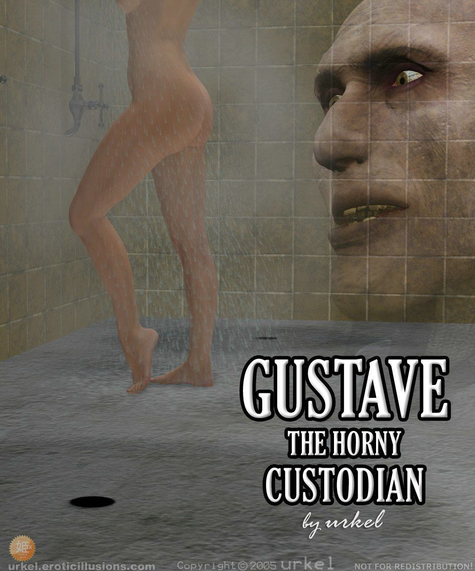 Gustave the horny Custodian